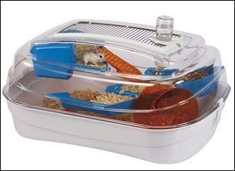 Cage pour hamster Adobe Cooper