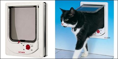Chatière Cat Mate