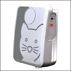 Détecteur sonore pour chat