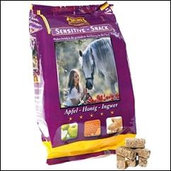 Friandises pour cheval Sensitive Snack