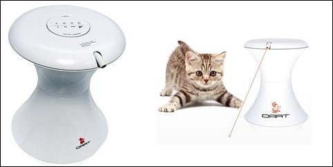 Laser rotatif bolt pour chat