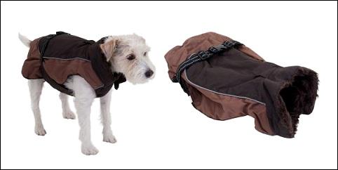 Manteau Grizzly pour chien