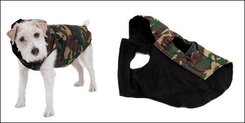 Manteau Muddy pour chien