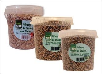 Alimentation pour oiseaux du ciel pour le bonheur de vos animaux - Graines pour oiseaux du ciel ...